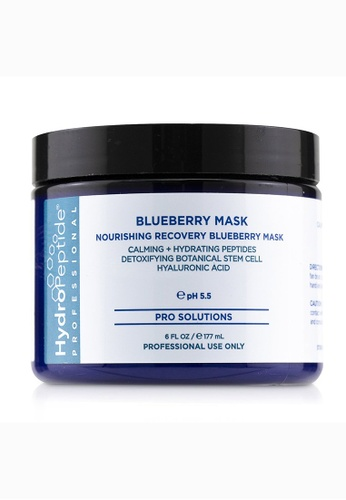 HydroPeptide HYDROPEPTIDE - Blueberry Mask - Nourishing Recovery Blueberry Mask (pH 5.5) (Salon Product) 177ml/6oz 266E1BE74AE699GS_1
