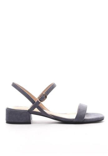 Twenty Eight Shoes 雙帶涼鞋3376-15 AB4FCSH1D9D042GS_1