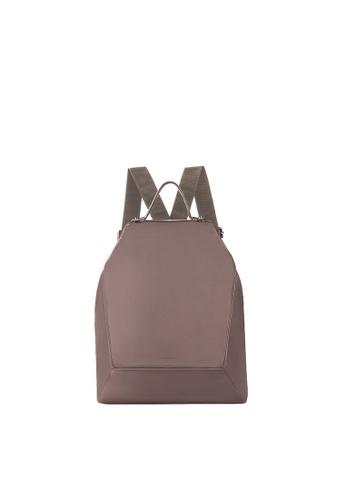 RABEANCO grey RABEANCO ALPS Backpack - Grey Khaki 4DEFDAC45F5807GS_1
