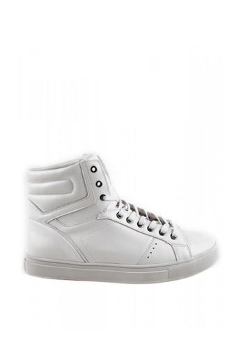 Otto white High Cut Shoes 20341SH288E55CGS_1