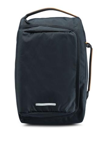 "Rawrow grey Square 2Way Original 114 Cordura 15"" Backpack 046CFAC635125CGS_1"