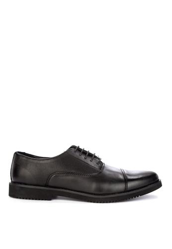 Preview black Zakariya Formal Shoes 439CDSHEE1ABE4GS_1