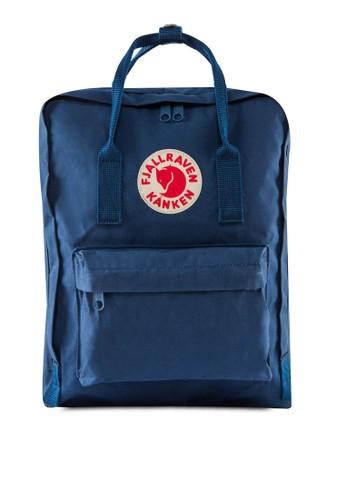 Fjallraven Kanken blue Royal blue Kanken Classic Backpack FJ242AC47KTWID_1