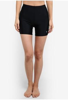 【ZALORA】 基本 游泳 短褲