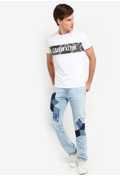 05c84ac0a Calvin Klein Slim Straight Jeans - Calvin Klein Jeans S$ 389.00. Sizes  W3032 W3232 W3432