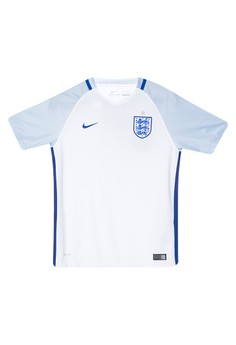 England Home Stadium Football Short-Sleeve Jersey