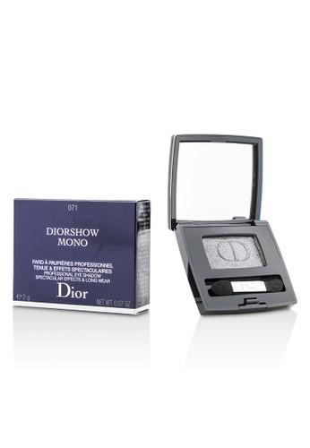 Christian Dior CHRISTIAN DIOR - Diorshow Mono Professional Spectacular Effects & Long Wear Eyeshadow - # 071 Radical 2g/0.07oz 55FC5BE6EE01CEGS_1