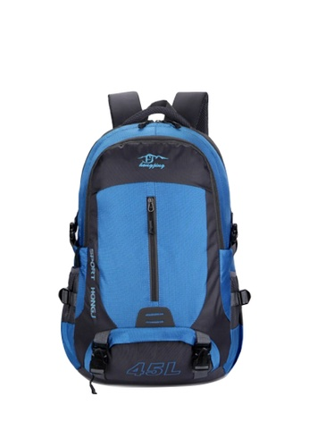 Stylebox blue HongJing AF-1045 Unisex Waterproof 45L Multi-Purpose Backpack C309FACC4E3765GS_1