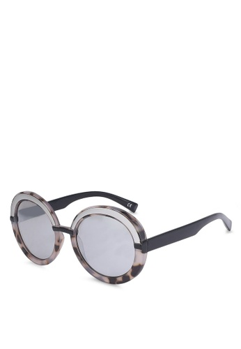 ALDO silver Dwowet Sunglasses AL087GL0RLN7MY_1