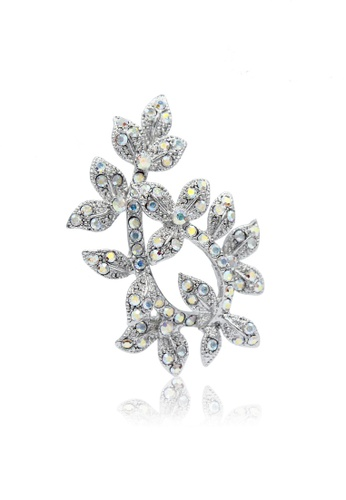 SO SEOUL silver Leilani Life's Tree Brooch D4CF3ACC9A061AGS_1