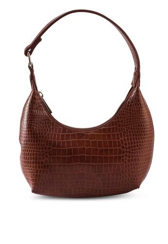 Billini brown Margot Shoulder Bag FF3F9AC3D3C73AGS_1