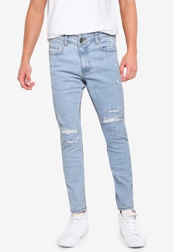 Cotton On blue Slim Fit Jean 0EB4CAA0BB246CGS_1
