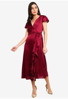 f3b52fb6a9 Shop FORCAST Party Dresses for Women Online on ZALORA Philippines