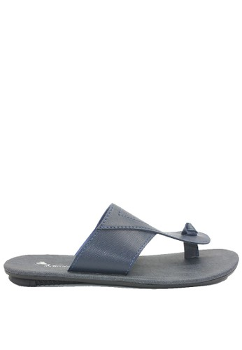 Dr. Kevin blue Dr. Kevin Men Sandals 17226 - Blue 1BD6ASHE72880DGS_1