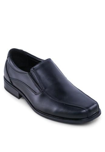經典方頭仿皮鞋, esprit 京站鞋, 皮鞋