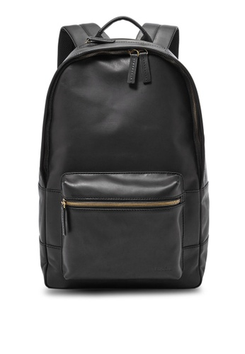 Fossil black Fossil Backpack MBG9242001 FO313AC48IKHSG_1