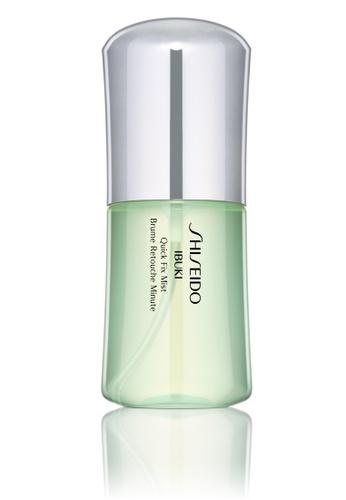 Shiseido beige Ibuki Quick Fix Mist SH514BE0GQ4WSG_1