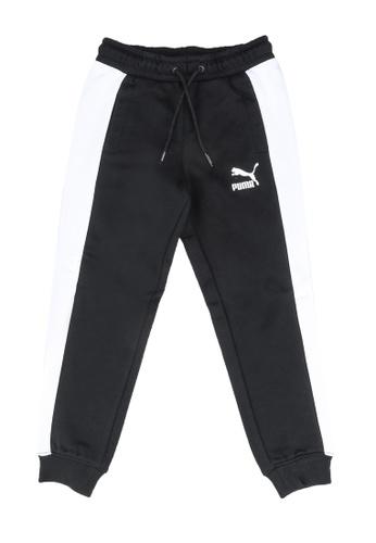 PUMA black Iconic T7 Track Pants F48D0KA6893F85GS_1