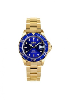 fb7b9648c512 INVICTA gold Invicta Pro Diver Automatic Men IP 40mm Stainless Steel Diving  Watch 8930 E252AAC9DE0BDCGS 1