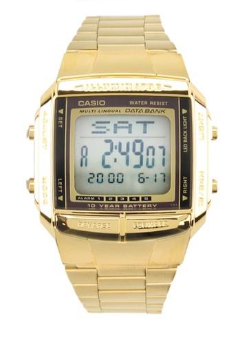 Casio yellow Casio Watch Db-360G-9Adf-Id E97AAAC946293FGS_1