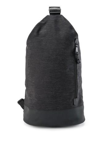 Hush Puppies black Frankie Bodybag BE0A0AC254B9D2GS_1