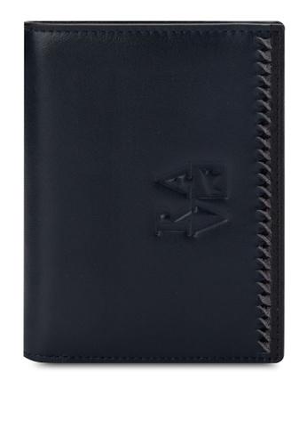 RAV Design black RAV Design Leather Wallet RA113AC63KBSMY_1