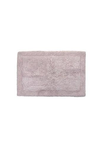 Charles Millen pink SET OF 2 CHARLES MILLEN OI-0121(S) Cara Tufted Mat with Anti Slip ( 40 x 60 CM ) 408g. 91927HL46C147AGS_1