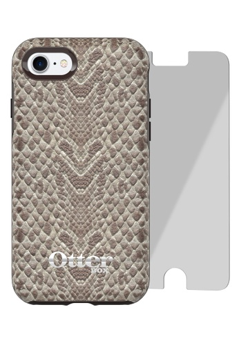 Otterbox multi Symmetry Leather Edition for iPhone 7/iPhone 8 OT018AC61TGWHK_1