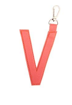 Letter V Milano Key Holder