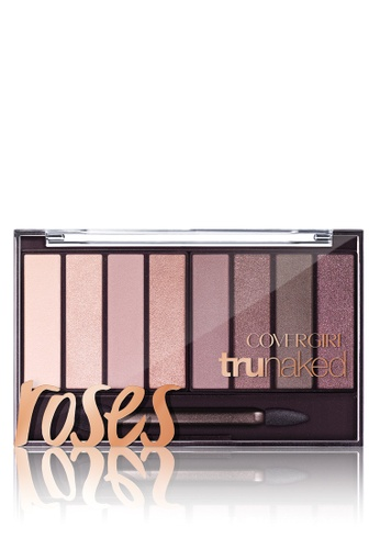 CoverGirl multi Covergirl Trunaked Eyeshadow Roses 9E559BE654A0D8GS_1
