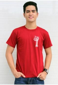 King's Initial I T-shirt