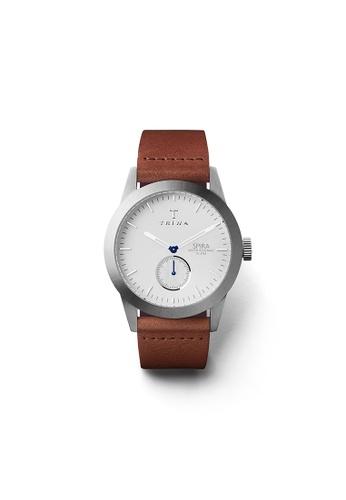 25bd0cc871e 網上選購TRIWA Ash Spira 深棕色經典腕錶| ZALORA香港