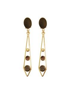 Charlize Petite Beau Earrings