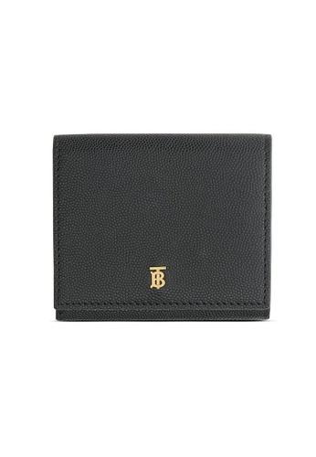 Burberry black Burberry Monogram Motif Bi-Fold Wallet in Black E1F38AC015CB35GS_1