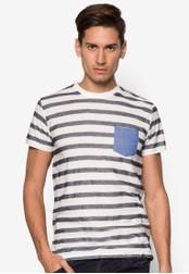 !Solid navy Elbert T-Shirt SO701AA87DCQMY_1