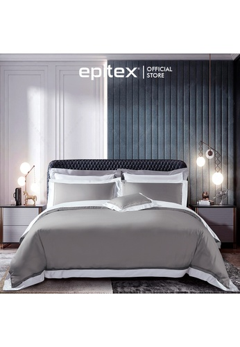 Epitex Epitex Hotel Collection 1200TC 100% Egyptian Cotton EH2304-2 Bedsheet. 64318HL041BEA8GS_1