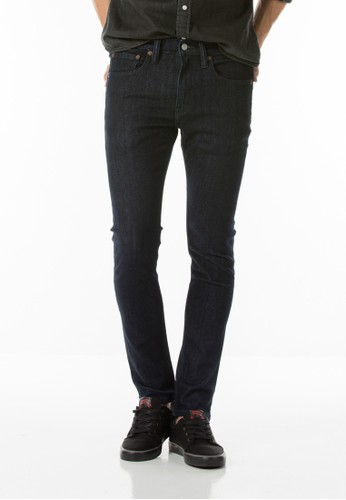Levi's 519 Extreme Skinny Fit - Chainsaw Rinse