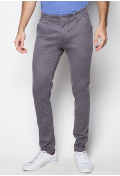 All-Day Colored Trousers