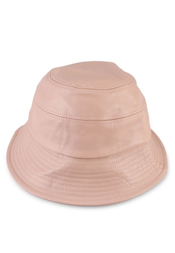Rubi brown Pia Bucket Hat 63098AC4A737E5GS_1