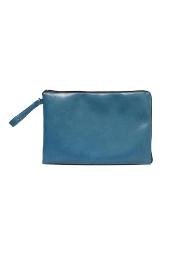 "Knocks blue 13"" Abner Laptop Case (Sky Blue) KN307AC21WYOSG_1"