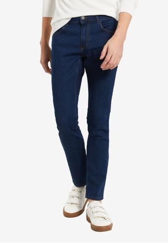 LC Waikiki blue 750 Slim Fit Jeans 50A90AAB1516D6GS_1