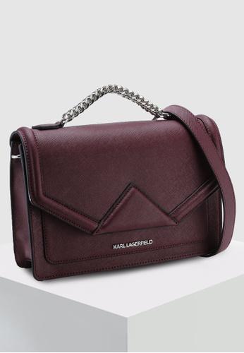 82bbc8c9fee5 Buy KARL LAGERFELD Klassik Shoulder Bag Online