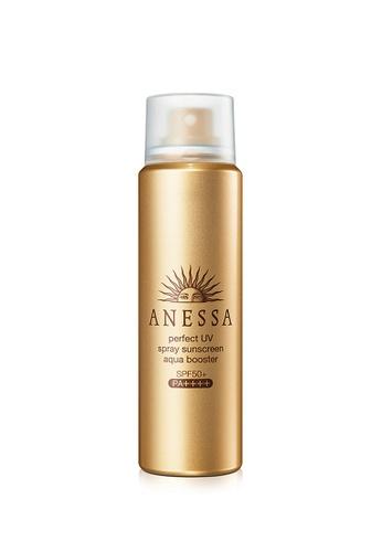 Anessa gold Anessa Perfect UV Spray Sunscreen Aqua Booster 60g 503A6BEEE2F762GS_1