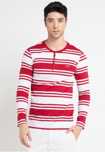 OTO ONO red Long Sleeve OT276AA0UV0IID_1