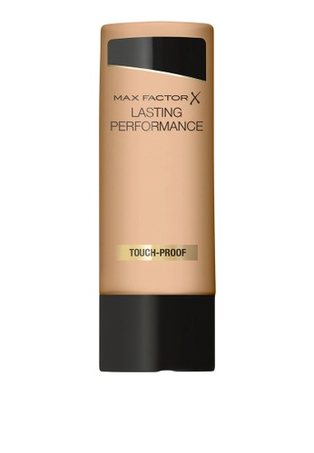 Max Factor beige Lasting Performance Touch Proof Foundation in Deep Beige MA723BE0JO87PH_1