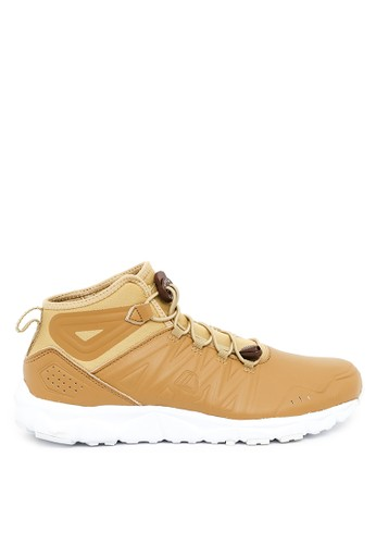 League multi and brown Kumo Mid Leather LE825SH0VCR6ID_1