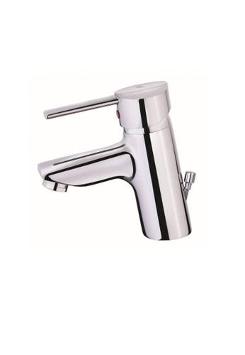 Teka Sink silver Ares Single Lever Basin Mixer EFF68HL9BEA4B5GS_1