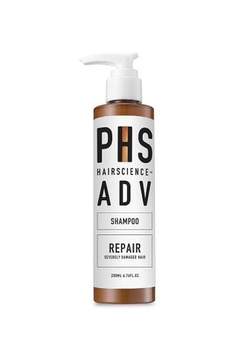 PHS HAIRSCIENCE [For Damaged Hair] ADV Repair Shampoo 200ml 643A5BED2CE7C8GS_1