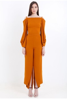 [PRE-ORDER] Peekaboo Bell Sleeves and Side Peekaboo Pants