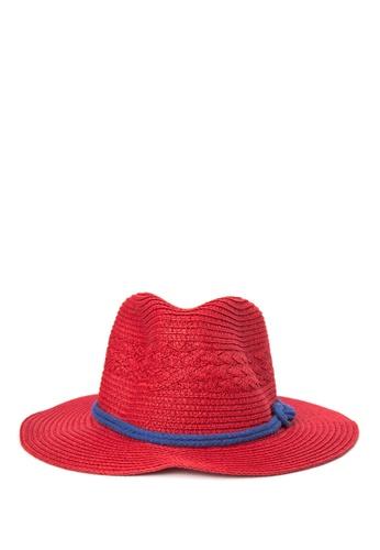 Kats Clothing red Beach Hat  KA896AC94MXDPH_1